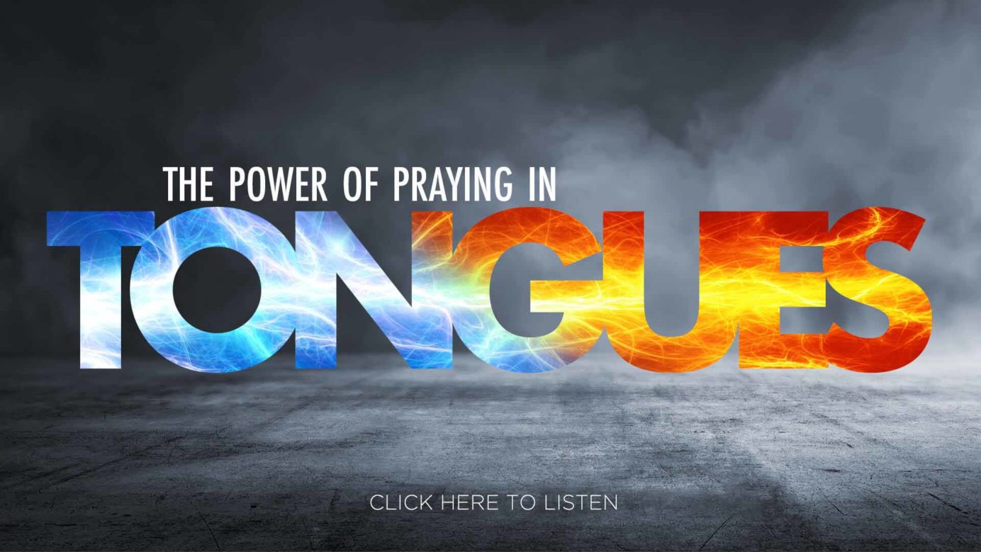 Praying In Tongues